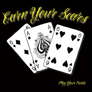 "Play your card    Earn Your Scars    Label:  Schizophrenic Inc  Released:  2010-08-01   My work included:  Recorded, mix and master in Antfarm  ""We recorded with Jacob twice, and we are definately doing it again! Nice and relaxed work environment, very competent sound engineering. He is not resting on a standard sound, but does what he thinks fit the band. And on top of that he is a great guy!""  - Earn Your Scars"