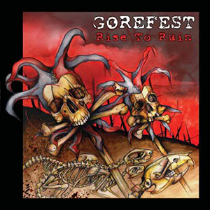 RISE TO RUIN    Gorefest    Label:  Nuclear Blast  Released:  2007-08-03   My work included:  I recorded some of the album in Antfarm