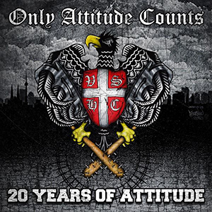 20 YEARS OF ATTITUDE    Only Attitude Counts    Label:  W.T.F. Records  Released:  2013-10-11   My work included:  Mix and master