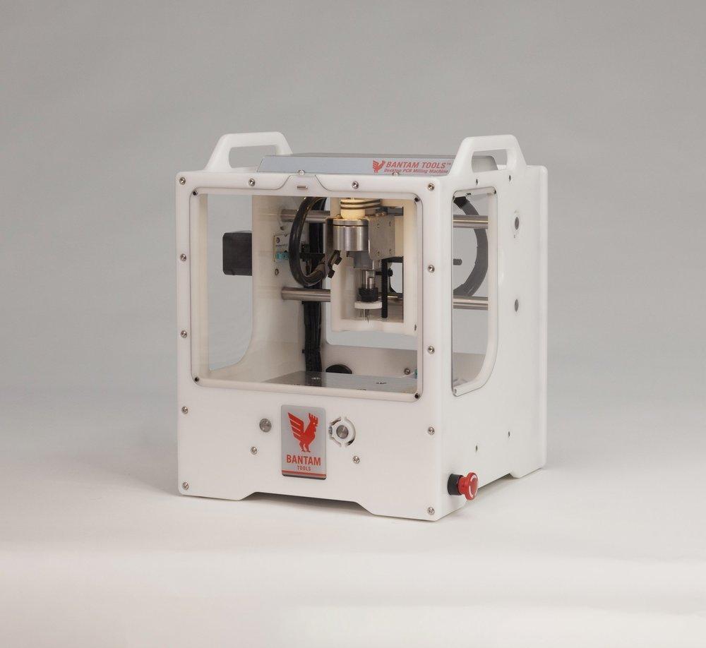 Desktop CNC Milling -