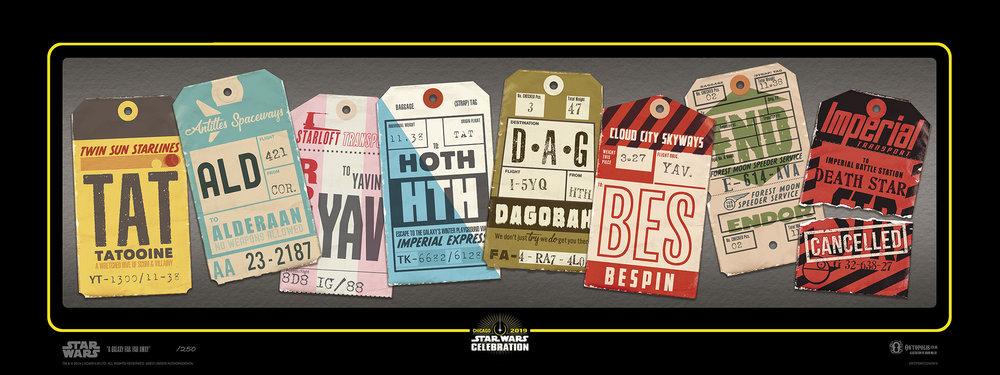 Pre-order this print at Oktopolis and pick it up at Star Wars Celebration!