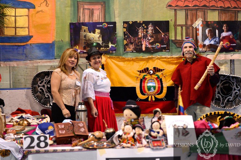 """ECUADOR - Ecuadorian Seniors Dance Group """"Siempre Felices"""""""