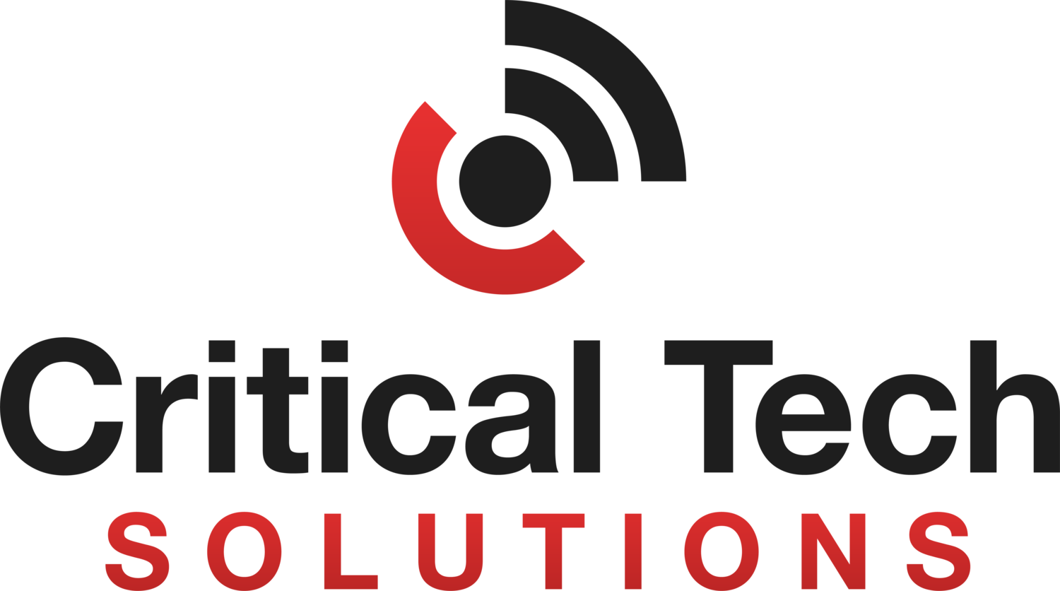 Products — Critical Tech Solutions