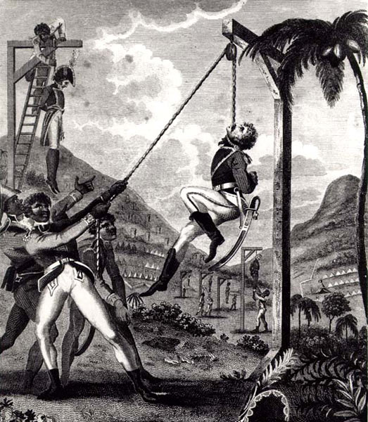 The Haitian Revolution had set precedence for how the Caribbean should deal with white supremacy.