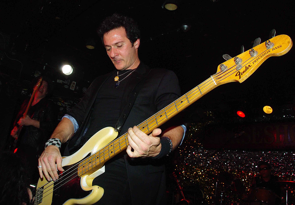 Johnny Pisano - Bass