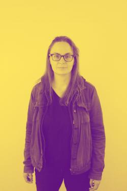 Sarah Mullins - Drums