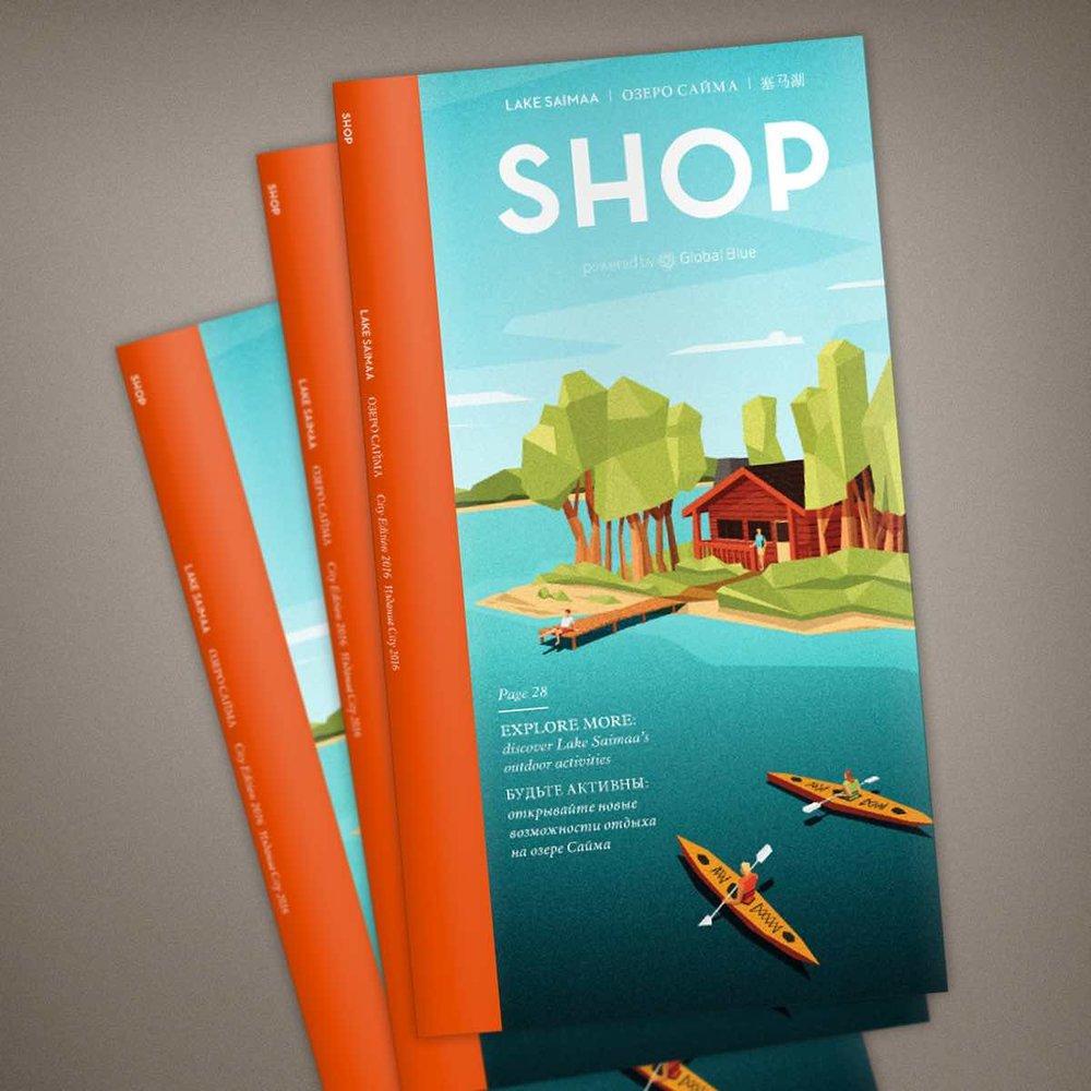 SHOP Magazine