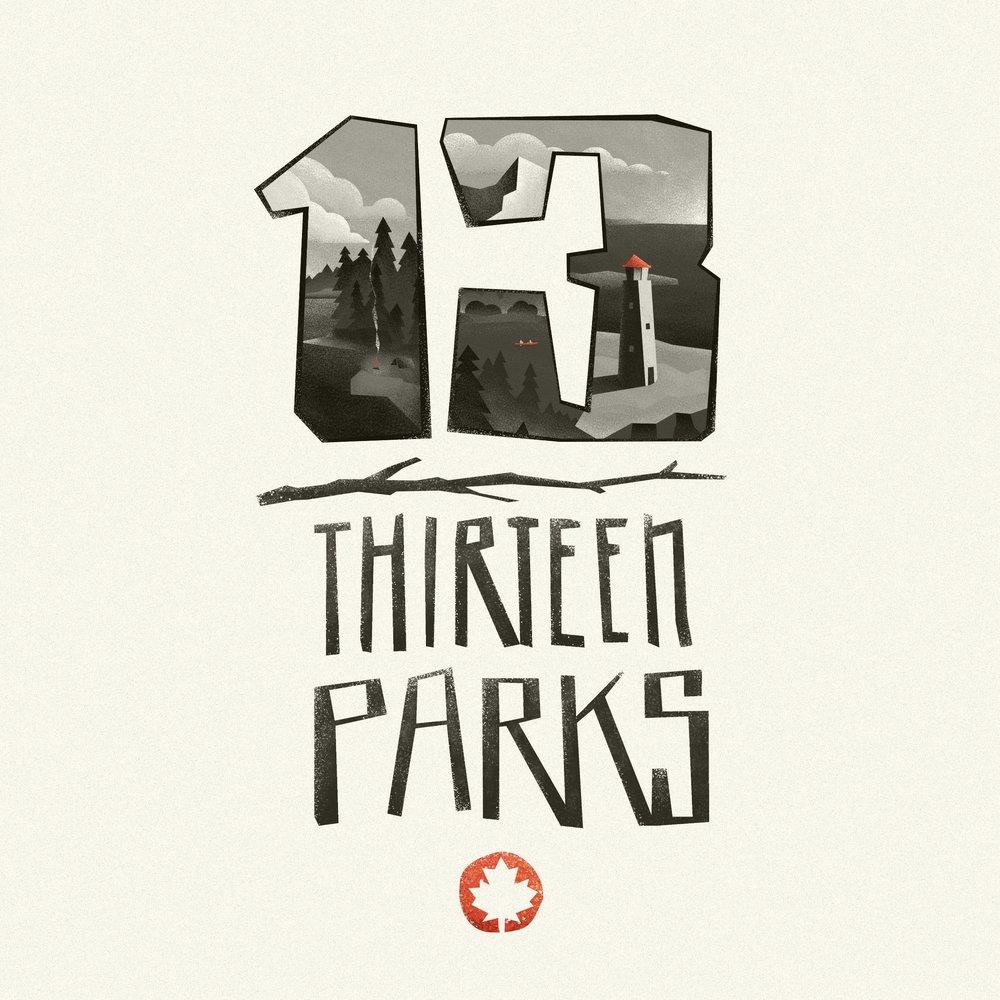 Thirteen Parks Series