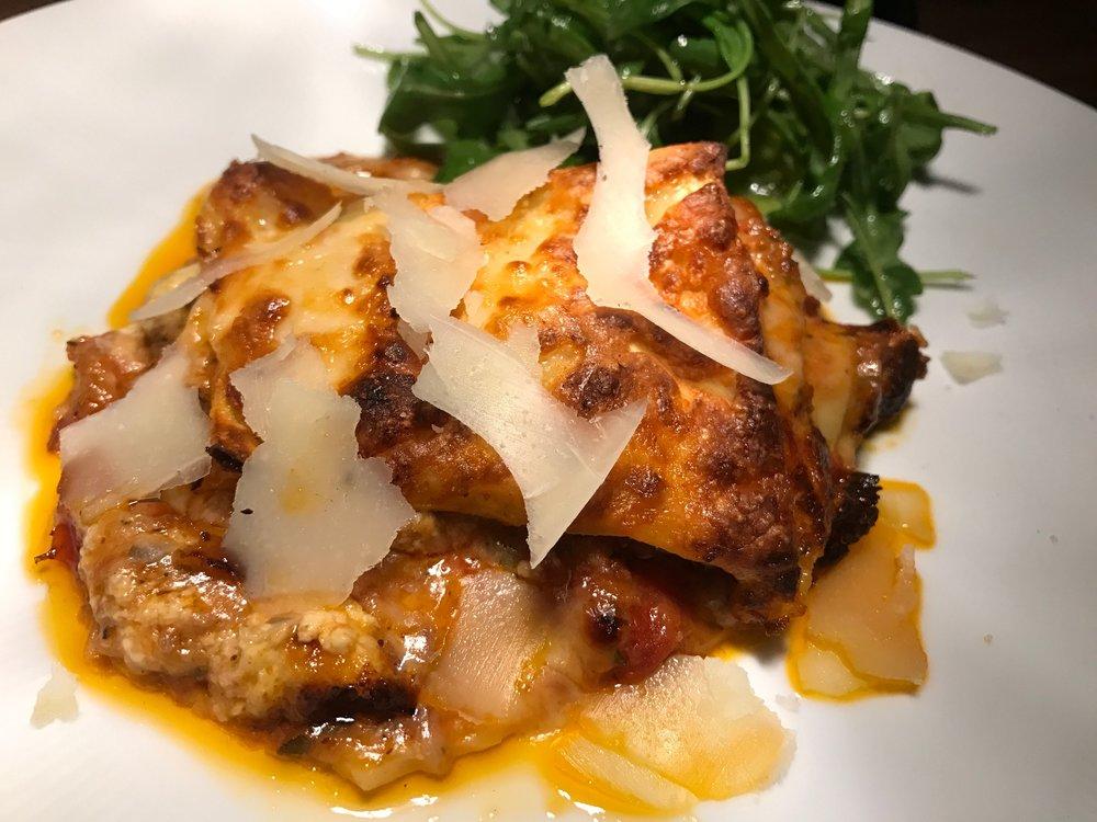 Not your average lasagna