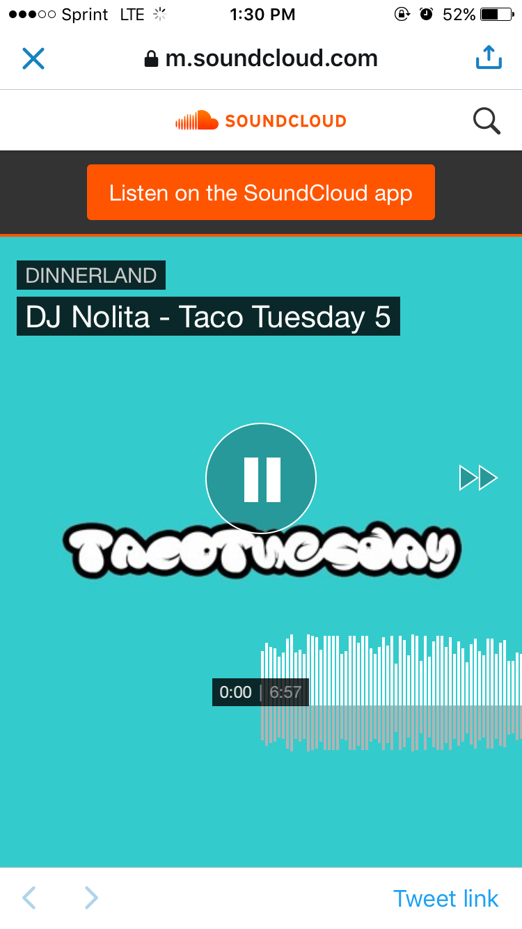 I LOVE DINNER! NEW TACO TUESDAY POSTED NOW! 3/7 ALSO DINNERLAND.TV