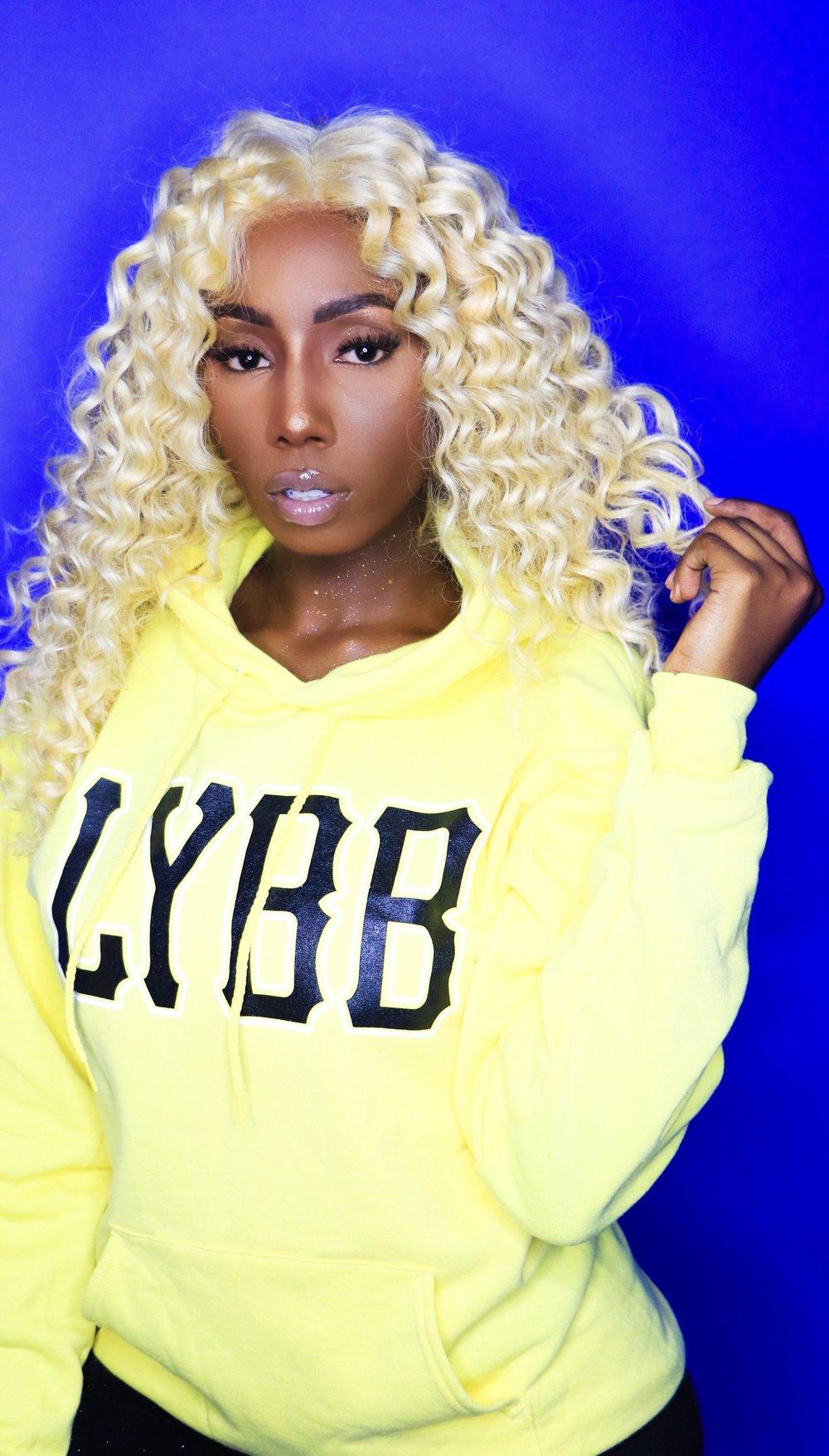 DJ Nolita for #LYBB (Last year being broke(n)