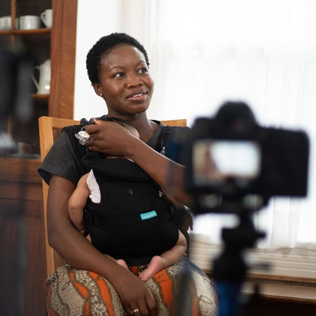 """The woman you met today was not the woman who walked into our home. With a therapist, she's learning come out of survival mode and be comfortable asserting her voice."" We spent two days this weekend working on a video campaign for @carriedtofullterm  We heard about empowering women to break poverty cycles. We learned about a program that believes in really getting women back on their feet after an unexpected pregnancy and providing all the tools necessary to do so.  We have a ton of footage to go through, but are excited to get to share some stories with you. And maybe some hard questions to ask ourselves. Photo credit: @jrobvisuals"