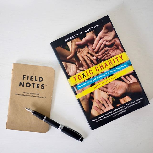 We want to occasionally share with you some of the books that have opened our eyes or rocked our worlds. Our first book suggestion is Toxic Charity. This book has helped shape how we think as an organization. It speaks about how churches and charities hurt those they help, and how to reverse it. While we are on the subject of books, which ones have impacted your own life?