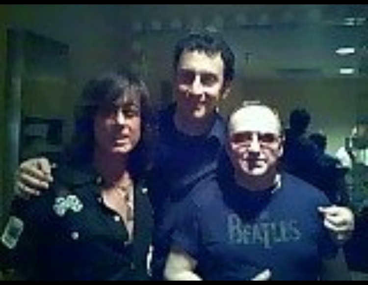 On tour with Joe Lynn Turner (Rainbow, Deep Purple) and Buck Dharma (Blue Oyster Cult)-Summer 2007