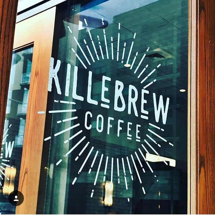 Thompson Hotels x Killebrew Coffee (View Post)