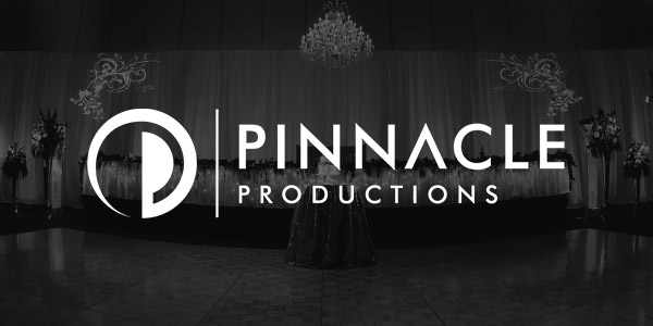 Pinnacle Productions  The parent company. DJs & Event Production.