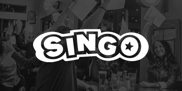 "Sioux Area Singo  Our interactive ""music bingo"" brand.  Visit Facebook"