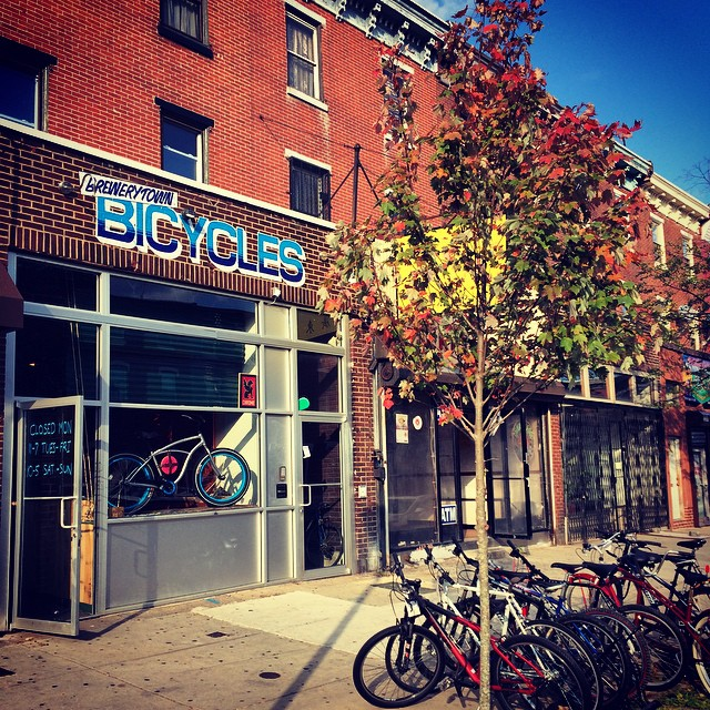 Brewerytown Bicycles | 2819 W. Girard Ave | Philadelphia PA 19130