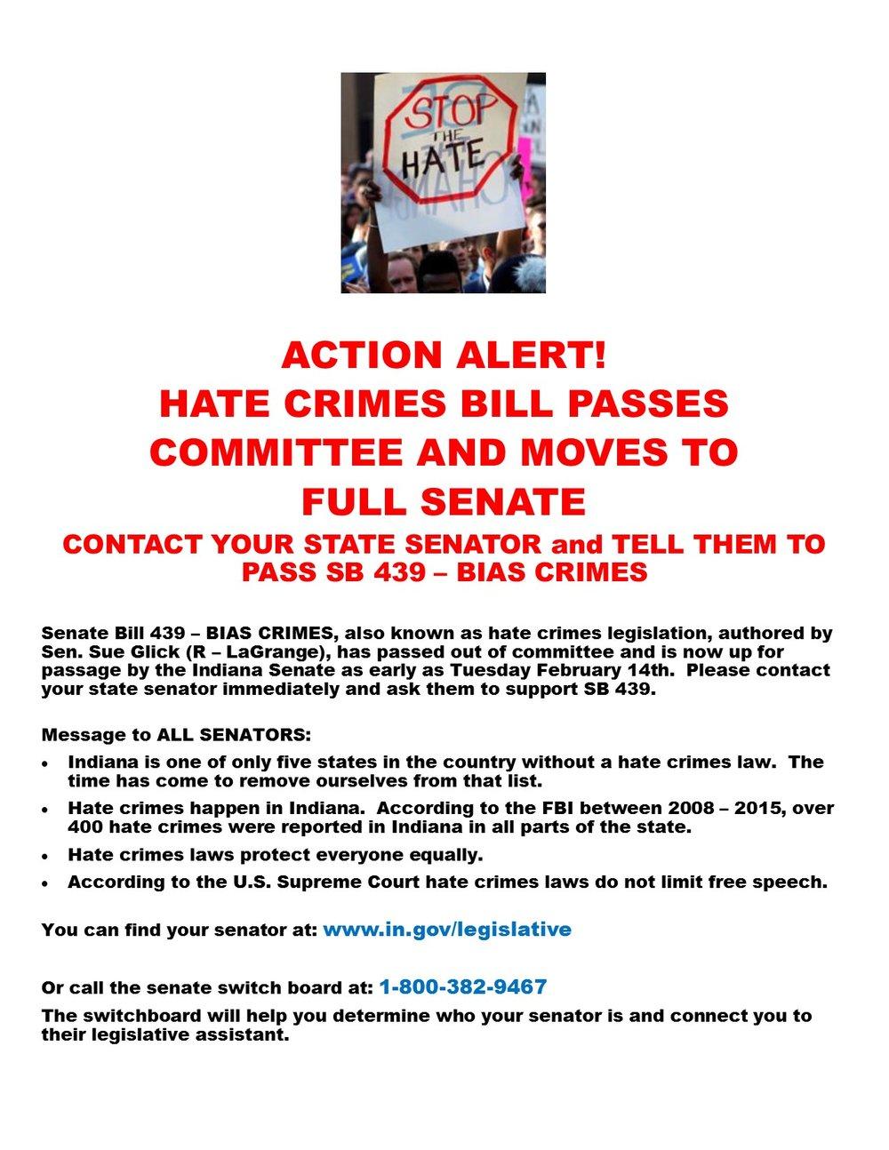 Legislative Action Alert Bill To >> Women4change Indiana Immediate Action Alert Pass Sb439