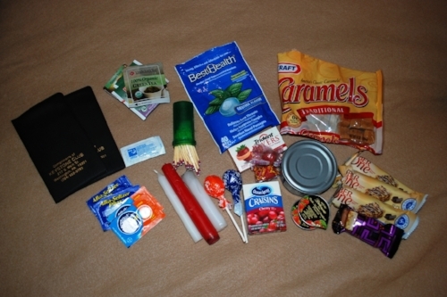 Charlie's care package II.