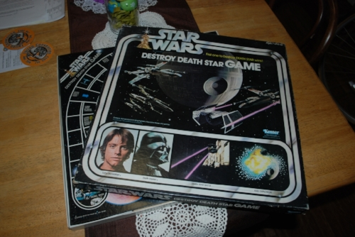 Star Wars Destroy Death Star Game