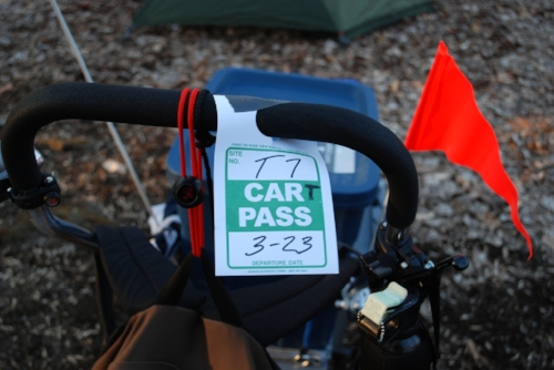 Our camping CarT Pass