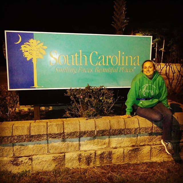 State 48! South Cackalackey.