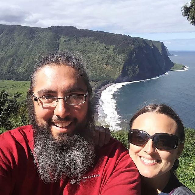 Exploring the island. Waipi'o Valley, Akaka Falls, and Wailuku River State Park.