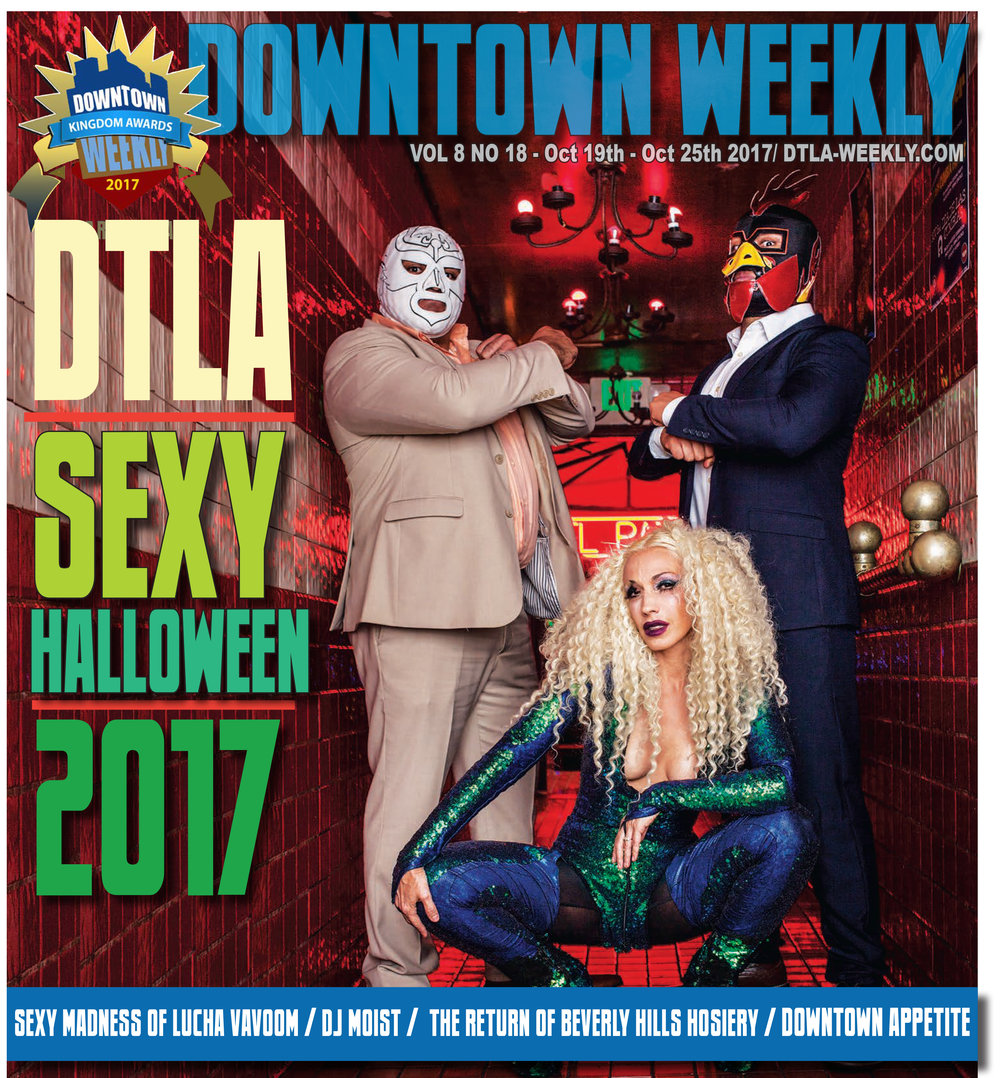 Maxim Shapovalov for DTLA Weekly