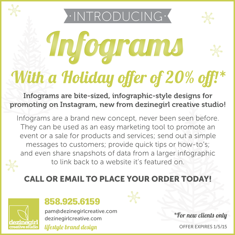 HOLIDAY PROMO FOR NEW CLIENTS