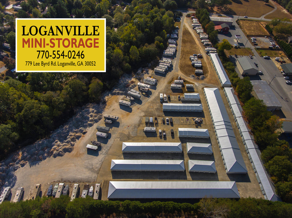 Commercial Real Estate - Mini Storage Facility Expansion