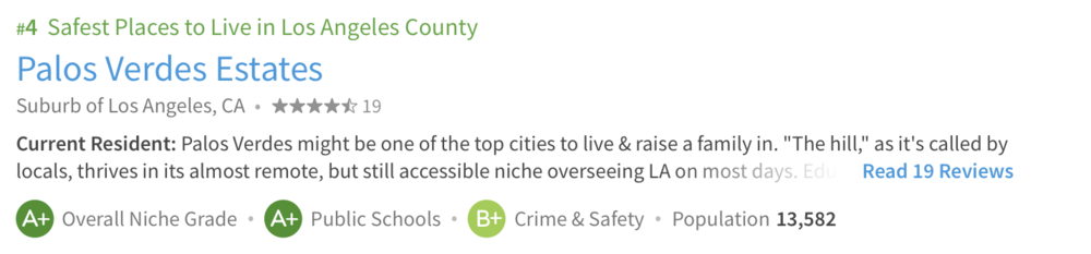 PV Rank 4 on Safest CIties in LA.png