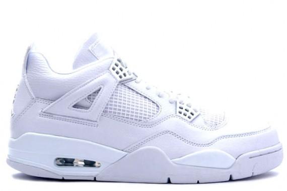 PURE WHITE Jordan 4 PRE ORDER
