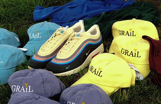 That new new . . #grail #grailmerch #resellercommunity #grailboutique