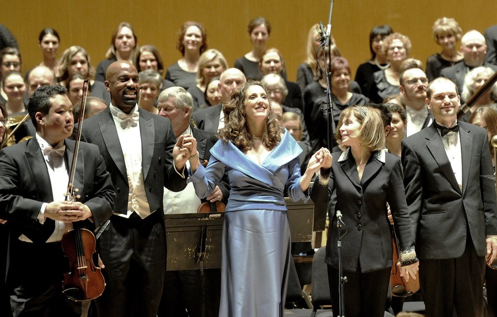 Brahms Requiem with Buffalo Philharmonic