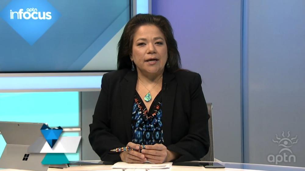 Cheryl McKenzie (APTN National News - aptn.ca)