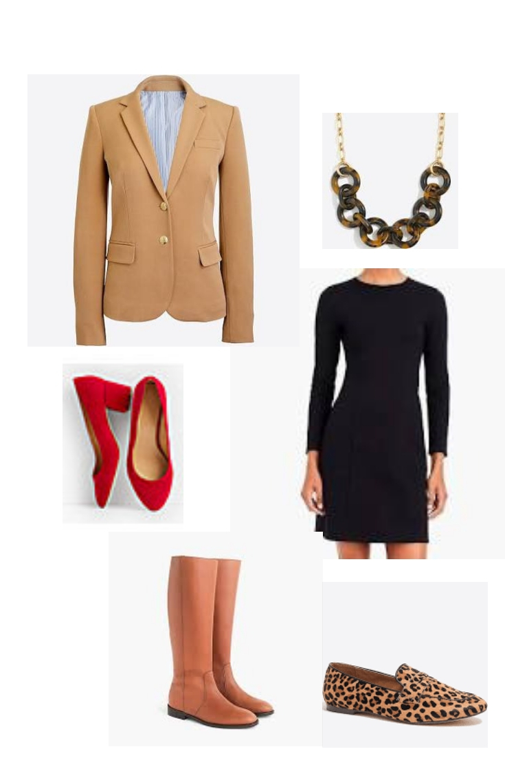 How to Build a Fall or Winter Work Wardrobe
