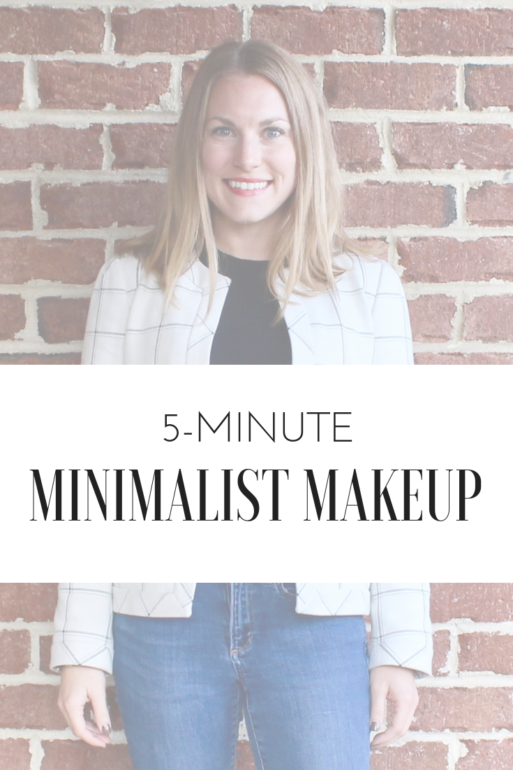 Natural Everyday Makeup in 5 Minutes