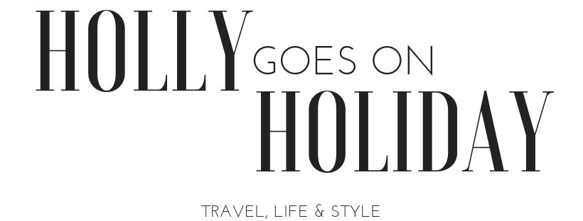 holly goes on holiday