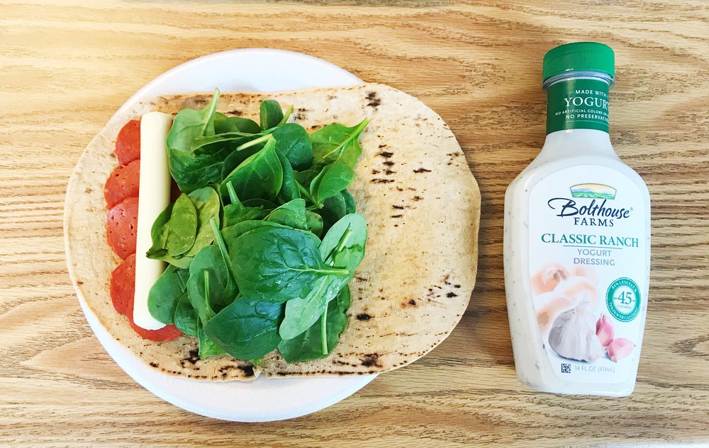Healthy Lunch Inspiration Idea