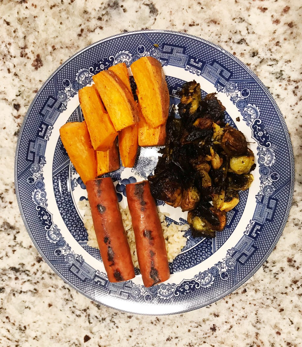 Healthy Dinner Idea Inspiration