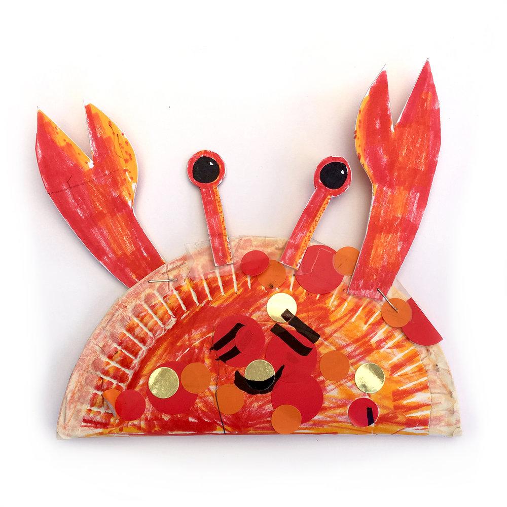 Crab shaker