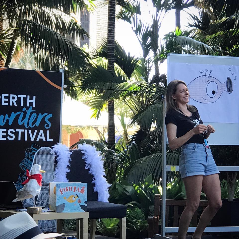 Kylie Howarth - Perth Writer's Festival