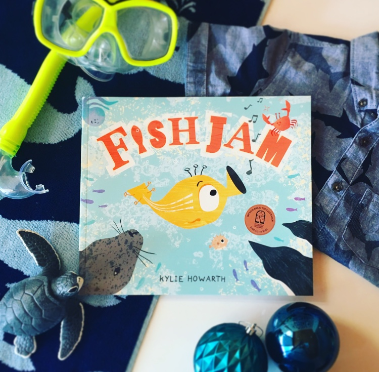 Fish Jam - Kylie Howarth