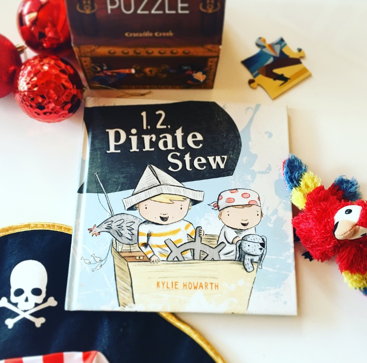 1, 2, Pirate Stew - Kylie Howarth