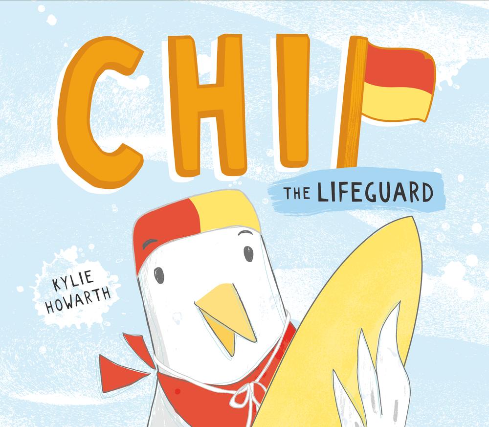 Chip The Lifeguard - Picture Book by Kylie Howarth