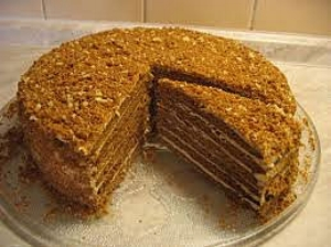 Honey Cake (Medovník) a Slavic Tradition
