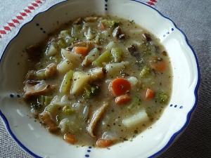Potato Soup (Bramborová Polévka)