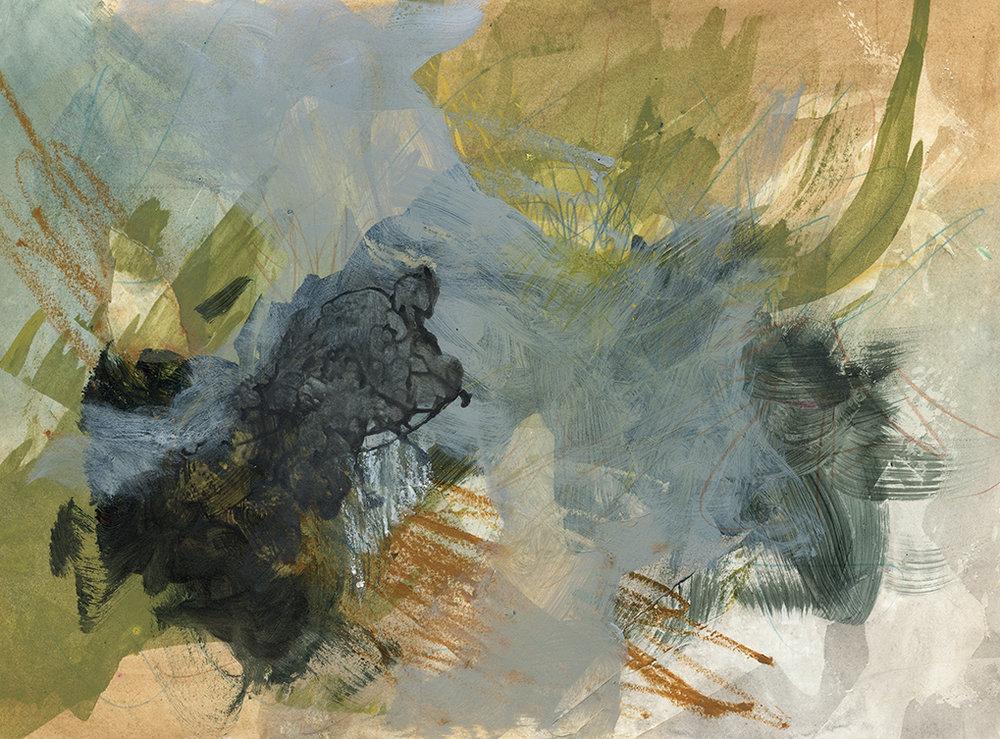 kfons Original Abstract Painting