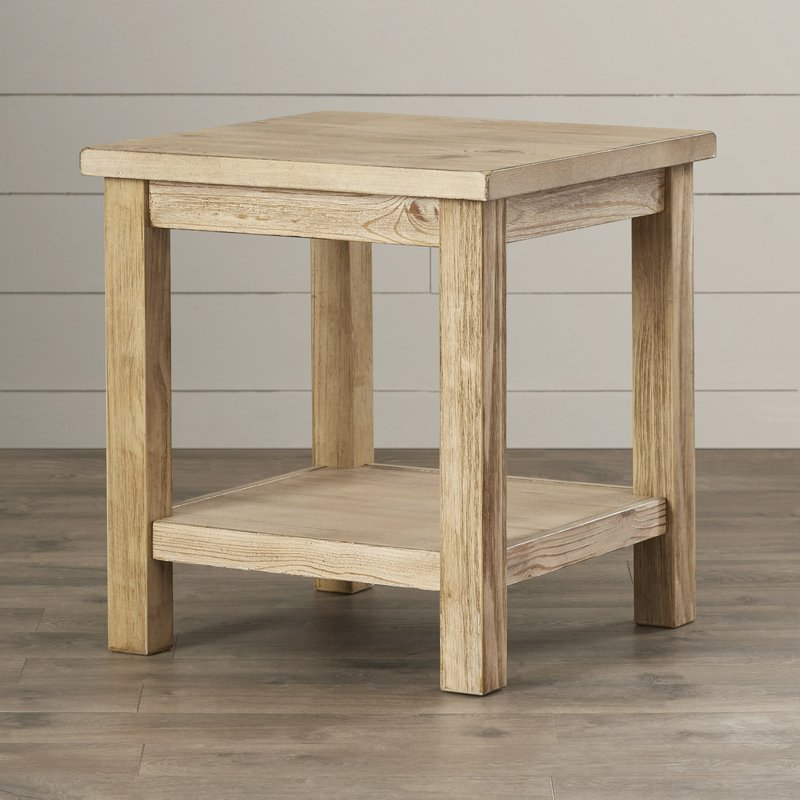 Flores End Table